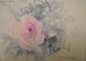 de rose et de rêve vétue ... n° 32.17 (Copier)